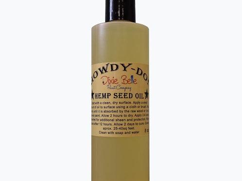 Howdy Do Hemp Seed Oil