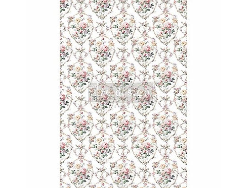 Floral Court - Redesign with Prima Transfer