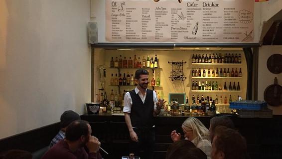 The Dubliner Stockholm