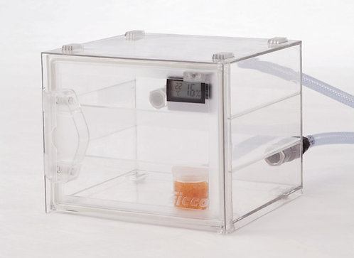SICCO Mini Inertgas Premium Exsikkator, Polycarbonat / V1949-06 / SICCO