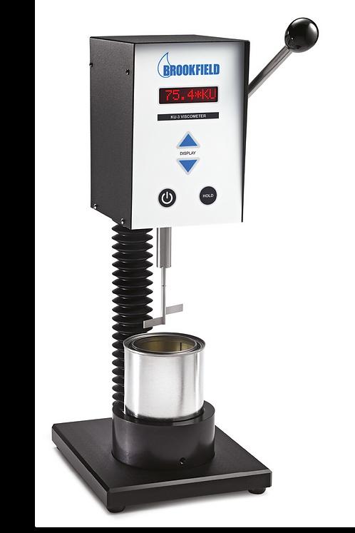 Laboratory Viscometer / KU-3 Viscometer / Brookfield