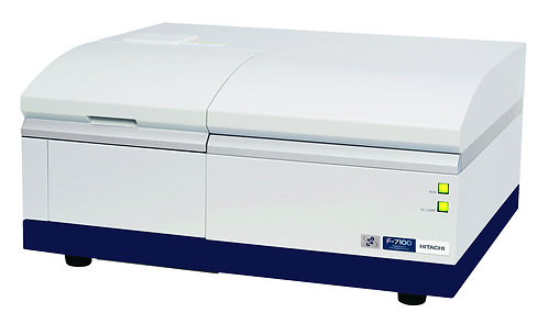 Fluorescence Spectrophotometer / F-7100 / Hitachi-VWR