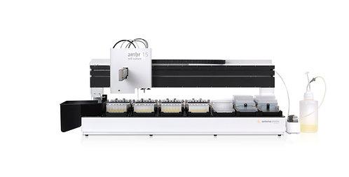 Multi-Parallel Bioreactors / ambr® 15 cell culture / Sartorius