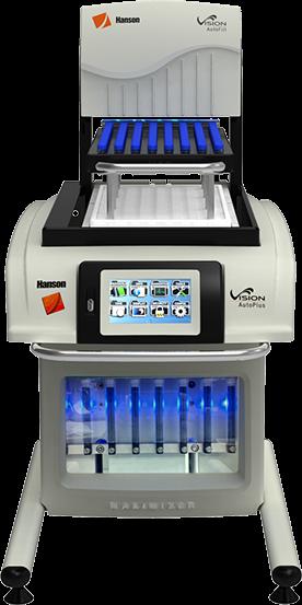 Dissolution Autosampler / Vision AutoPlus / Teledyne Hanson