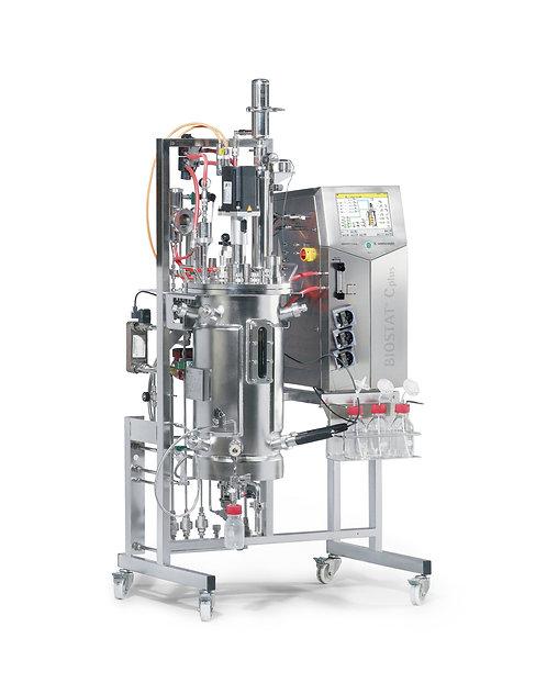 Stainless Steel Bioreactors  / BIOSTAT® Cplus / Sartorious