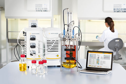 Benchtop Bioreactors / BIOSTAT® A / Sartorius