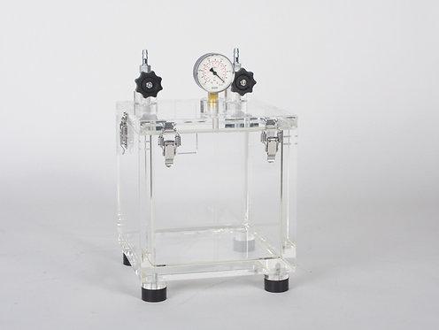 SICCO Vakuum-Exsikkator Toplader, PMMA / V1882-02 / SICCO