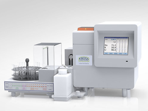 Flame photometer - Automatic unit with dilution/ FP8700/ Kruess