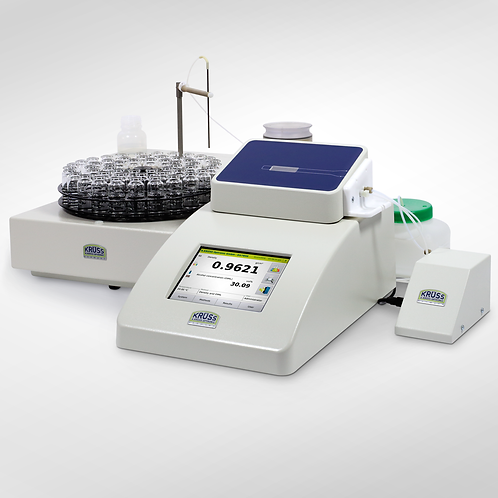 Density meters for fully automatic sample supply / Set 4 & Set 5 / Kruess
