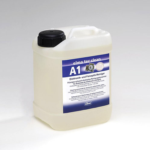 Cleaning Solution for Industrial Applications / Elma