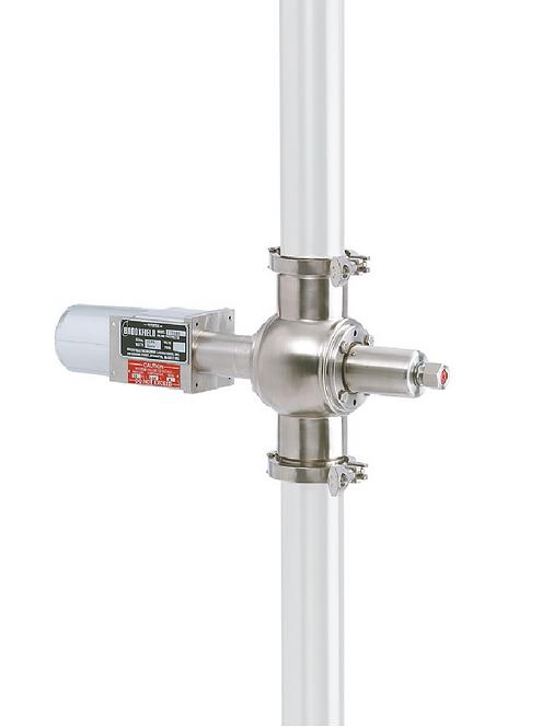 In-Line Process Viscometers / STT-100 Sanitary Viscometer / Brookfield