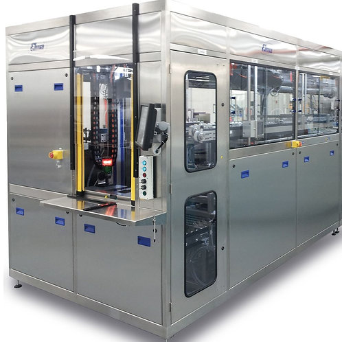 Ultrasonic cleaning lines / MTC Lift and Push Installations / Elma