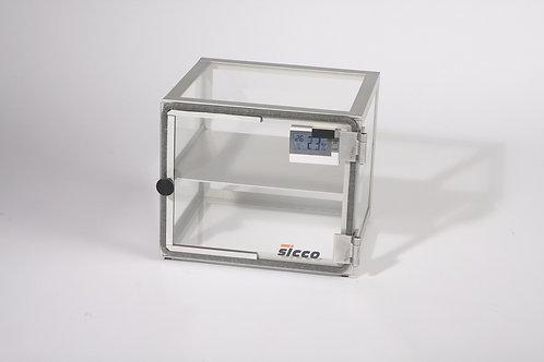 SICCO MINI-VITRUM-DESICCATOR, BOROSILICATE GLASS 3.3 / SICCO