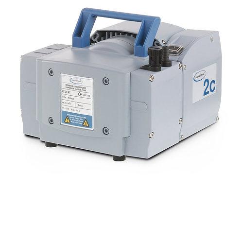 Chemistry diaphragm pumps / MZ 2C NT / Vacuubrand