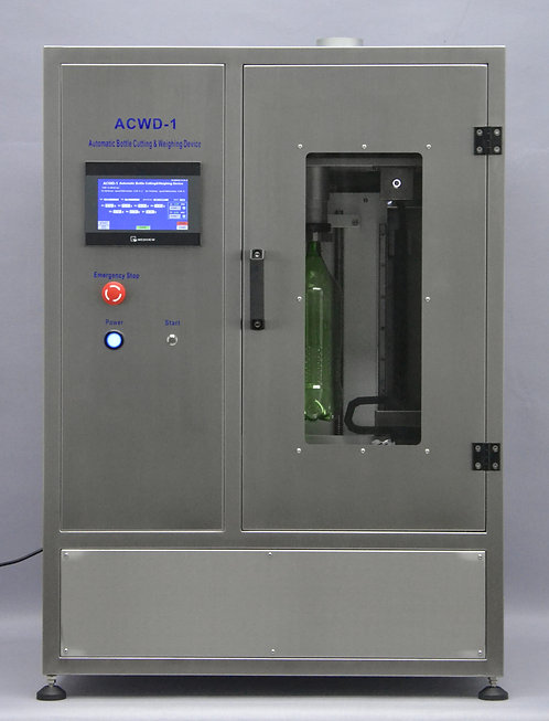 Automatic Bottle Cutting & Weighing Device / ACWD-1 /AT2E