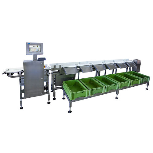 Sorting Checkweigher / Radwag