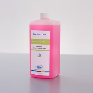 Cleaning Solution for Opticians and Optic Manufacturers / Elma