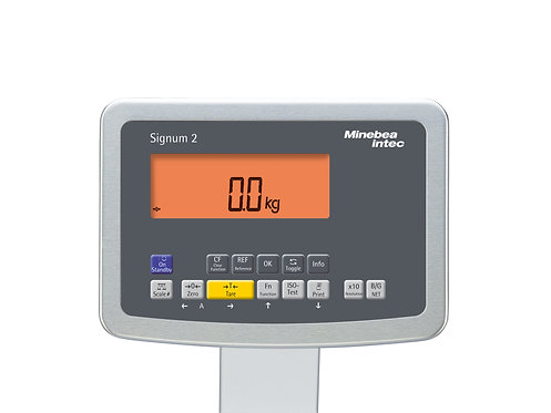 Weight indicator / Signum® 2 / Minebea Intec