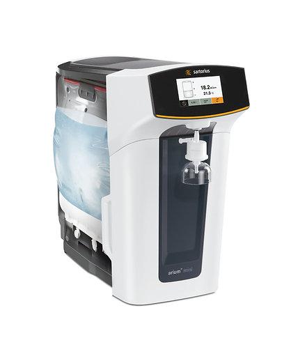 Type 1 Ultrapure Water Systems/ arium®  mini / Sartorius