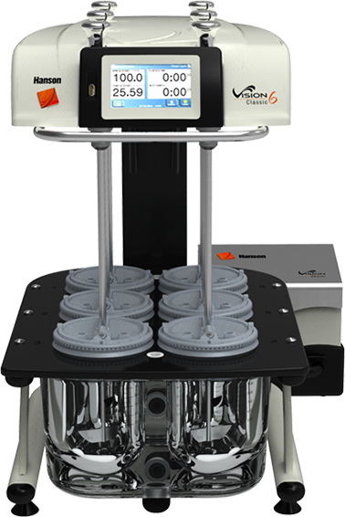 Dissolution tester/ Vision G2 Classic 6 /Teledyne Hanson