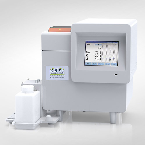 Flame photometer for process / FP8500 / Kruess