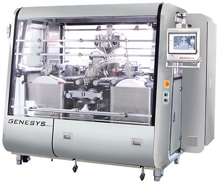 Machine with interior self-control of humidity &temp / GENESYS NH-015 / Cube Gel