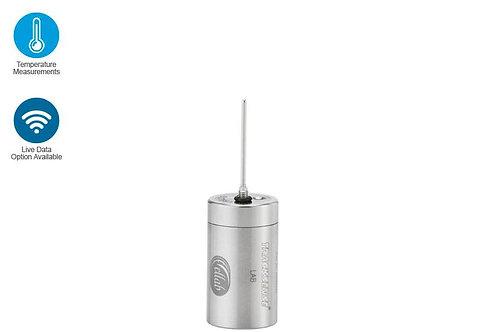 Wireless Data Loggers Rigid Temperature Sensor / TrackSense® Lab / Ellab