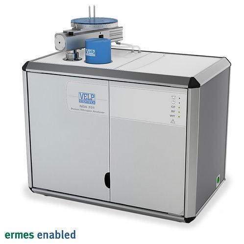 Dumas Nitrogen Analyzer / NDA 701 / Velp