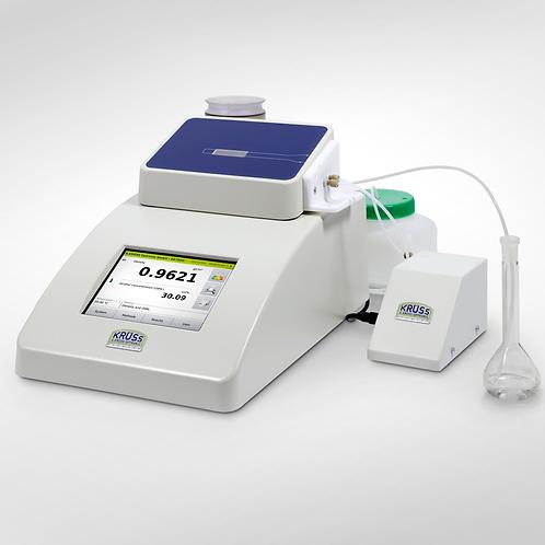 Density meters for semi-automatic sample supply / Set 3 / Kruess