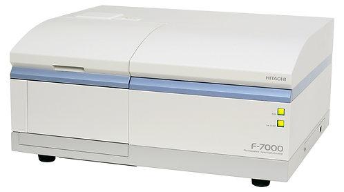 Fluorescence Spectrophotometer / F-7000 / Hitachi-VWR