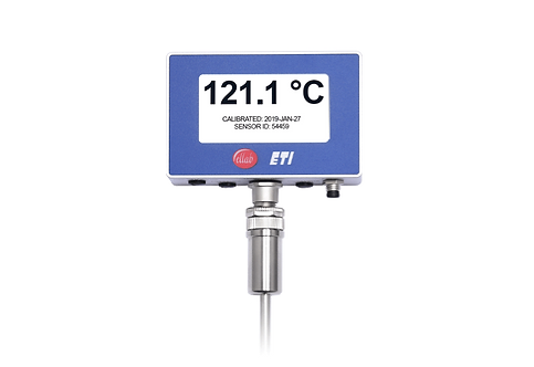 Retort and Autoclave Monitoring / Temperature Indicator / Ellab