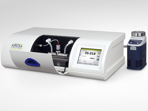 Polarimeters with water bath temperature control / P8000-T and P8100-T/ Kruess