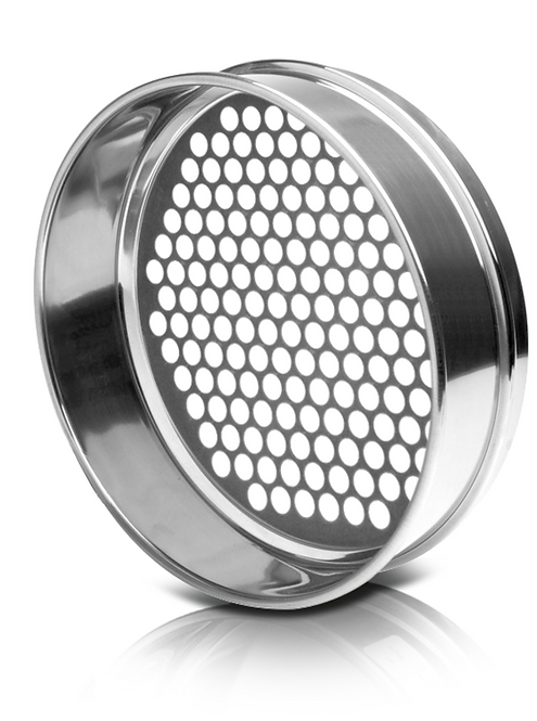 Perforated Plate Sieves / Endecotts