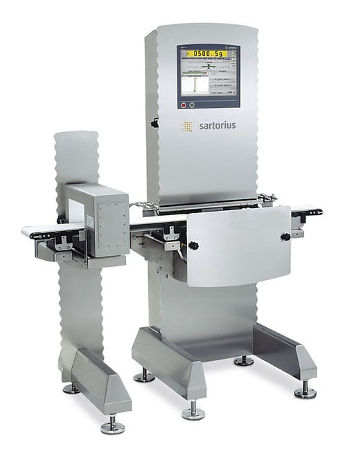Checkweigher with combined metal detector/ CoSynus /Minebea Intec