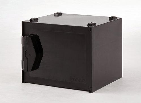 SICCO Mini Black Premium Exsikkator, Polycarbonat / V1940-06 / SICCO