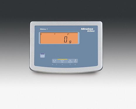 Scale Indicator / Midrics 1 MIS1 / Minebea Intec