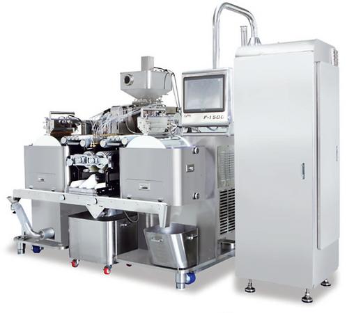 Servo soft capsule machine / F-150G / Cube Gel