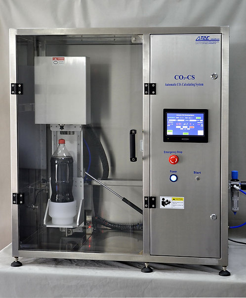 Automatic CO2 Calculating System / CO2-CS /AT2E