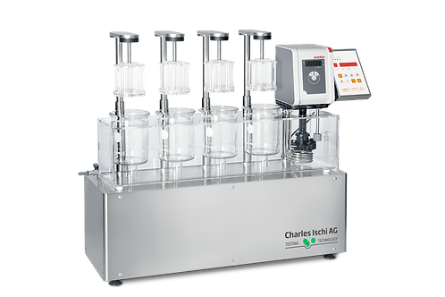 Semi Automatic Disintegration tester / Charles Ischi AG