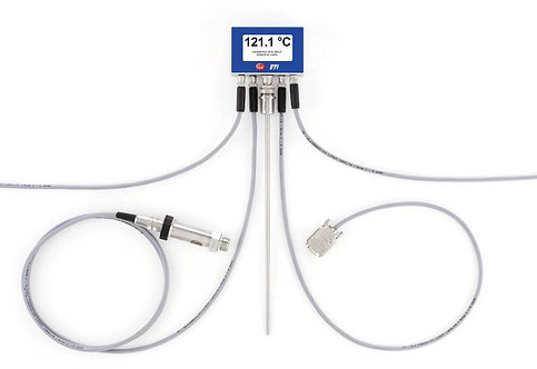 Retort and Autoclave Monitoring / Temperature Indicator / Ellab