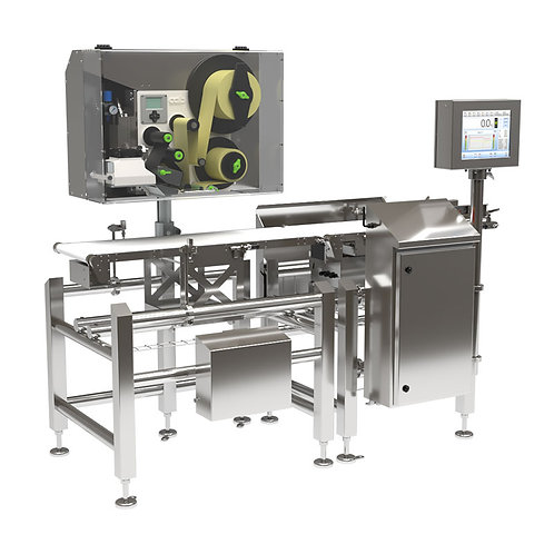 Labelling Automatic Scales / Checkweigher / Radwag