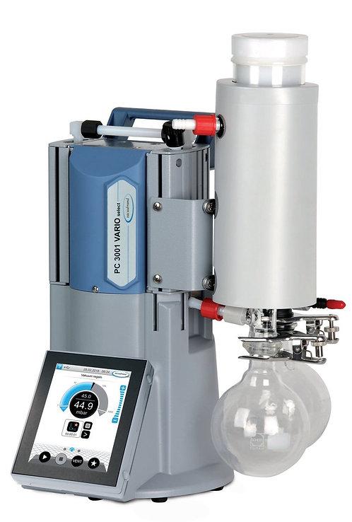 Chemistry diaphragm pumps /  PC 3001 VARIO select EK Peltronic / Vacuubrand