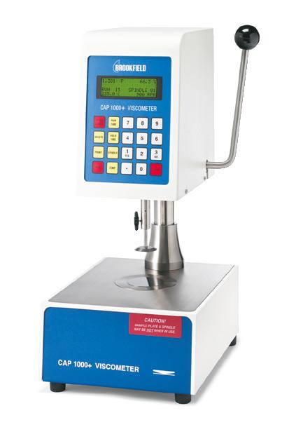 Laboratory Viscometer / CAP1000 Viscometer / Brookfi