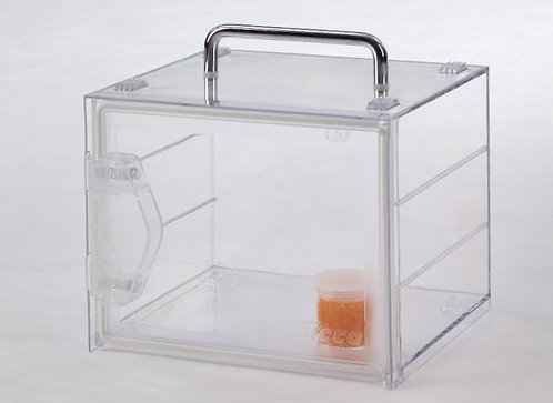 SICCO MINI DESICCATOR MOBILE BASIC, POLYCARBONATE / SICCO