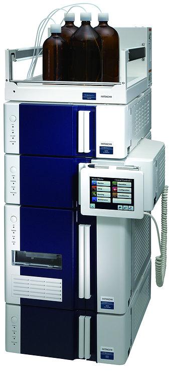 HPLC / Chromaster / Hitachi