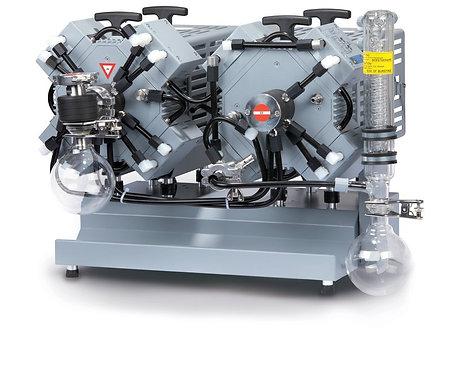Chemistry diaphragm pumps / MV 10C EX VARIO +AK+EK / Vacuubrand