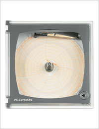 Temperature Documentation / Disc-type pen-recording thermometer / Kirsch