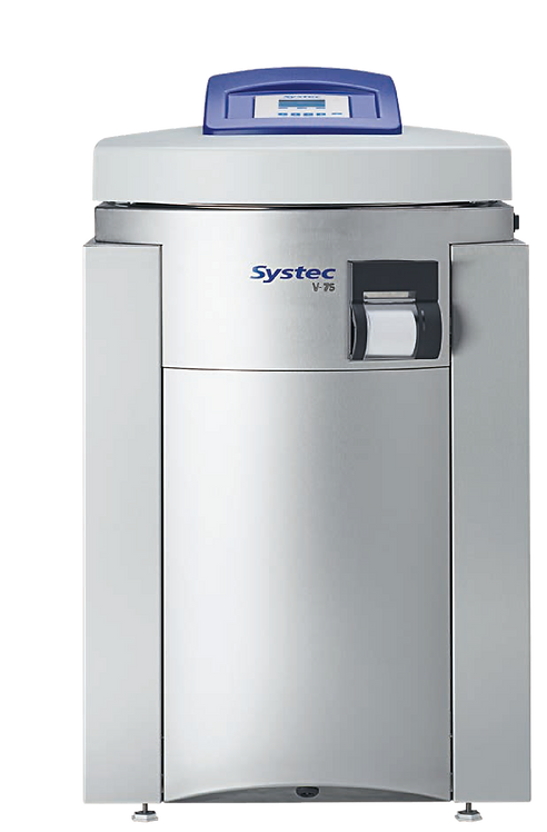 Vertical Floor-Standing Autoclave / V-series / Systec