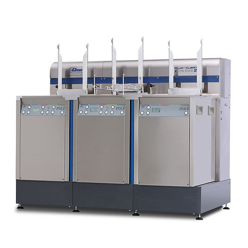 Ultrasonic cleaning lines / plug'n'clean / Elma
