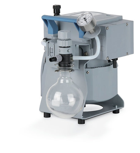 Chemistry diaphragm pumps / MZ 2C NT +AK+M+D / Vacuubrand